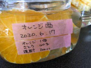 オレンジ酒3